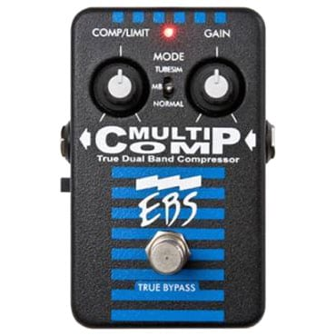 best bass compressor pedal ebs