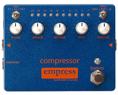 empress compression pedal