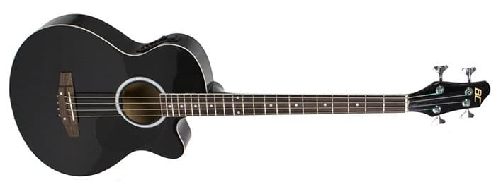 cheap acoustic bass