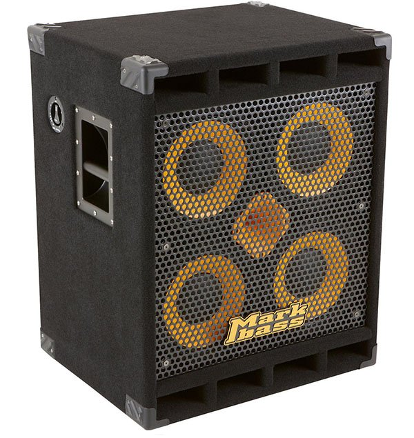 markbass cabinet for bass large venue