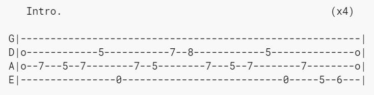 how to read bass tabs