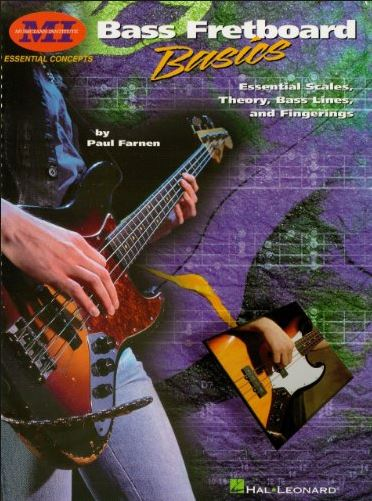 fretboard basics bass book