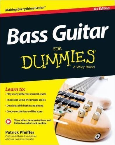 bass guitar for dummies book
