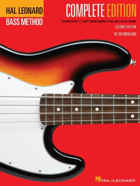 best beginner bass guitar books hal