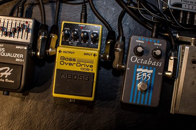 bass pedals cover